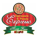 Logotipo Churrascaria e Pizzaria Expresso