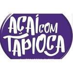 Logotipo Açai , Tapioca & Sucos Naturais Barão