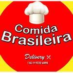 Logotipo Comida Brasileira