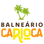 Logotipo Balneário Carioca