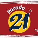 Logotipo Parada 21 Bebidas