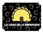 Logotipo La casa de la empanada