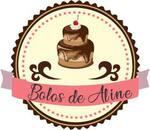 Logotipo Bolos de Aline