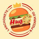 Logotipo Lanchonete e Pizzaria do Hugo