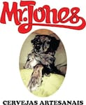 Logotipo Mr Jones Cervejas