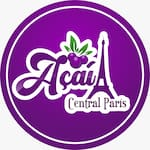 Logotipo Açaí Central Paris