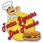 Logotipo Tortas Gigantes Don Poncho