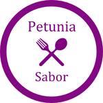 Logotipo Petunia Sabor