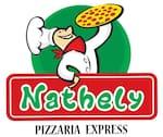 Logotipo Nathely Pizzaria Express