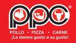 Logotipo PPC Pollo Pizza Carne (Titan Plaza)