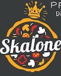 Logotipo Pizzaria Skalone