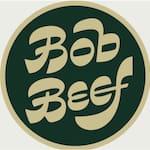 Logotipo Hamburgueria Bob Beef - Botafogo