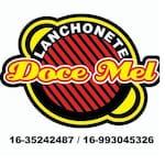 Logotipo Lanchonete Doce Mel