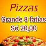Logotipo Gil pizza