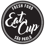 Logotipo Eat Cup - Poke