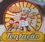 Logotipo Pizzaria Tentação