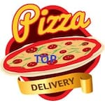 Logotipo Pizzaria Top