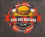 Logotipo Pira Bar Burgers
