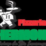 Logotipo Pizzaria Hermon
