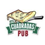 Logotipo Pizzas Las Cuadradas Pub Stadium