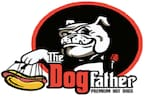 Logotipo The Dog Father - Águas Claras