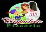 Logotipo Capuleto Pizzaria