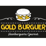 Logotipo Gold Burguer