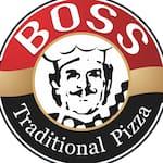 Logotipo Boss Traditional Pizza - Mangabeiras