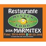 Logotipo Mister Food Restaurante