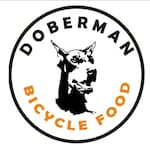 Logotipo Doberman Bicycle Food