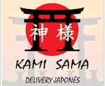 Logotipo Kami Sama Delivery