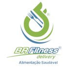 Logotipo Br Fitness Delivery