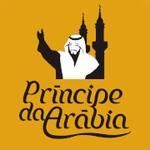 Logotipo Príncipe da Arábia