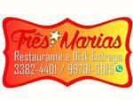 Logotipo Três Marias