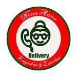 Logotipo Nona Anna Empadas - Lanches - Refeições