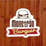 Logotipo Monstrão Burguer