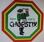 Logotipo Chopstix