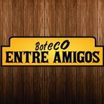Logotipo Boteco Entre Amigos