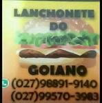 Logotipo Lanchonete do Goiano