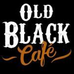 Logotipo Old Black Café