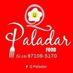 Logotipo Paladar Food