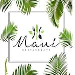 Logotipo Maui Restaurante