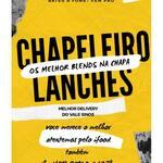 Logotipo Chapeleiro Lanches& Porções