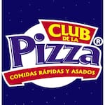 Logotipo Club De La Pizza