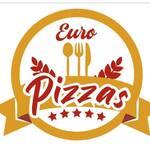 Logotipo Euro Pizzas e Lanches