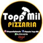 Logotipo Topp Mil Pizzaria