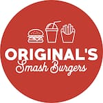 Logotipo Originals Smash Burger Aracaju Boulevard