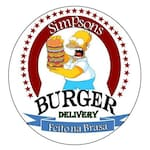 Logotipo Simpsons Burger