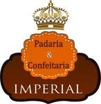 Logotipo Padaria e Confeitaria Imperial