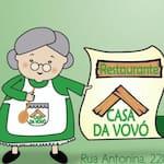 Logotipo Restaurante Casa da Vovó
